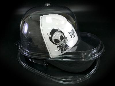 Baseball Hat Storage Case Box Boxes Model Cap Display Holders . Baseball  Cap Storage Box ...